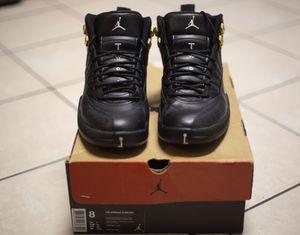 Jordan 12's... Sz 8 for Sale in Chesapeake, VA