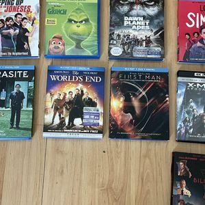 Blu-Rays: $15 Each for Sale in La Crescenta-Montrose, CA