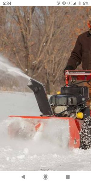 Used Snow blowers for sale for Sale in West Seneca, NY