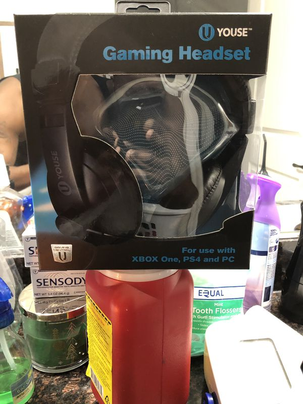 Youse Gaming Headset