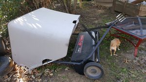 Leaf catcher for riding lawn mower for Sale in Fort Worth, TX