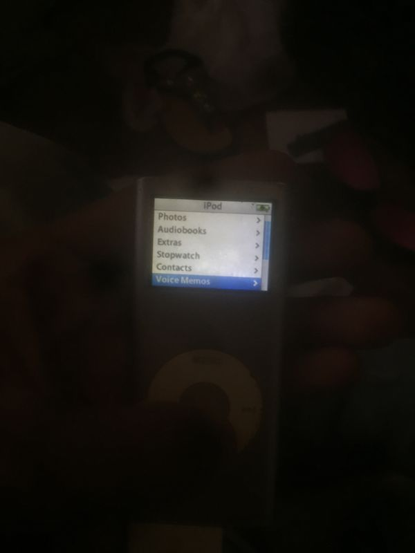 iPod no music download 2gb