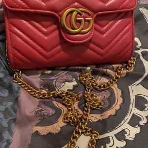Red GG Bag for Sale in Miami, FL