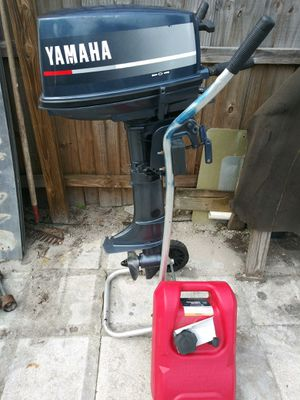 1992 Yamaha 5 hp outboard for Sale in Seminole, FL
