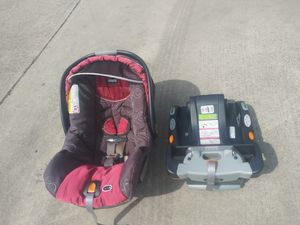 Baby Chico Keyfit 30 Car Seat/Carrier for Sale in Fort Hood, TX