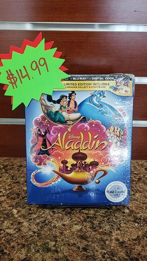 ALADDIN ORIGINAL CLASSIC MOVIE for Sale in Tacoma, WA