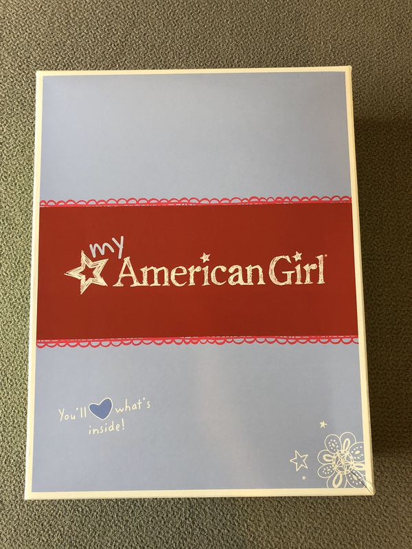 "American Girl Bouquet Bedding Set 18"" Doll"