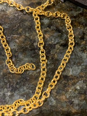 "60"" necklace chain DIY art crafts jewelry making supply favor shower decoration. for Sale in Lutherville-Timonium, MD"
