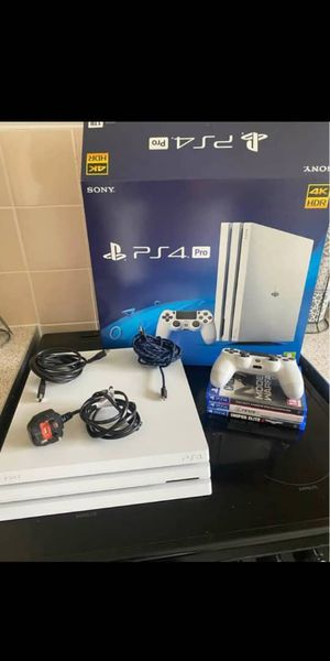 Ps 4 pro 1tb for Sale in Bartlesville, OK