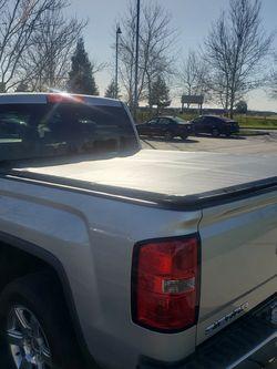 2014-2019 Chevy Silverado Gmc Sierra Tyger Auto T3 Soft Tri-Fold Truck Bed Tonneau Cover for Sale in Folsom,  CA