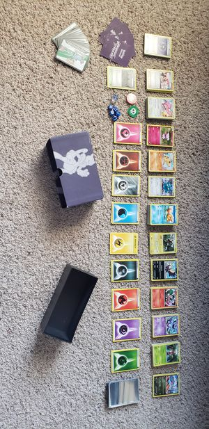 Pokemon cards (read description) for Sale in Riverton, UT