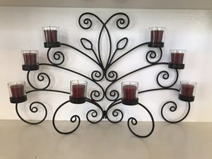 Iron Candle Holder for Sale in Temecula, CA