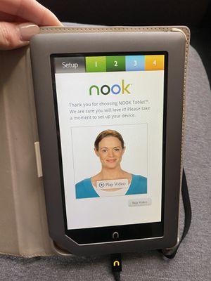 Nook Color E-Book for Sale in Largo, FL