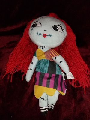 Pre Owned Sally Doll From Nightmare Before Christmas.... for Sale in Portland, OR