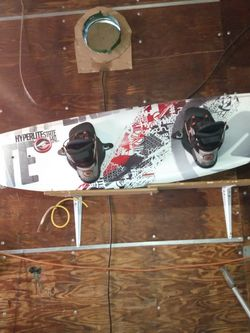Snowboard And Boots for Sale in Granger,  WA