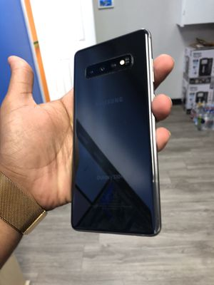 Samsung Galaxy s10 plus factory unlocked for Sale in Dallas, TX