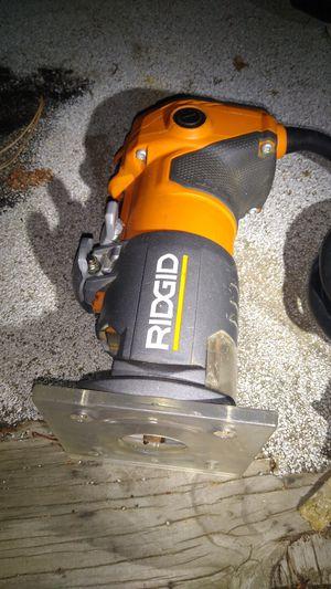 Rigid router $60 for Sale in San Fernando, CA