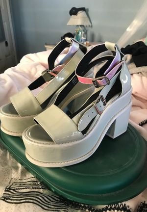 Nasty Gal platform heels for Sale in Hemet, CA