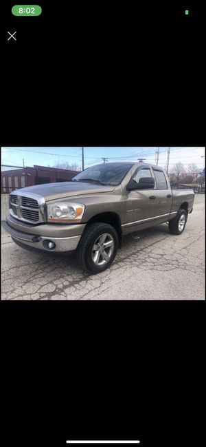 Dodge pickup truck! 6500 obo for Sale in Cleveland, OH