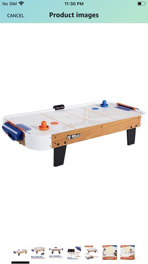 Rally and Roar Tabletop Air Hockey Table for Sale in Fontana, CA