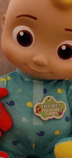 Cocomelon JJ Musical Bedtime Plush Doll for Sale in Renton,  WA