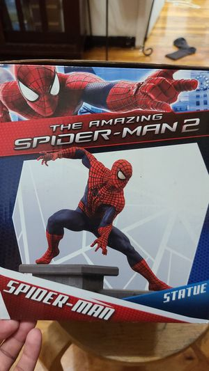 Amazing spiderman 2 statue collectible diamond for Sale in Queens, NY