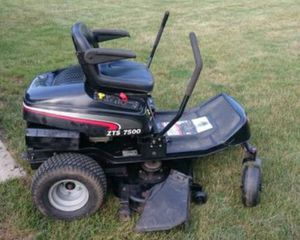 Zero Turn riding lawn mower, 21 HP for Sale in Lake Station, IN