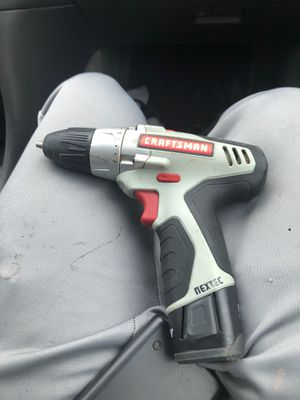 Craftsman power drill for Sale in Raytown, MO