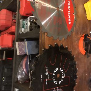 """2x 10"""" saw blades for Sale in Rumson, NJ"""