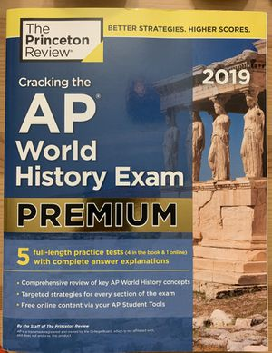 The Prinston Review AP World History Book for Sale in Washington, DC