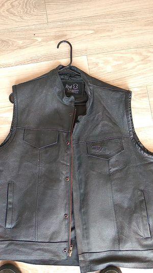 Motorcycle vest for Sale in Glendale, AZ
