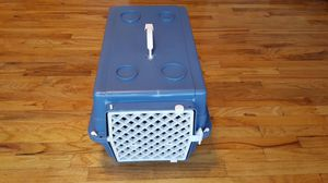 Blue Stylette Hard-Sided Pet Carrier For Small to Medium Pets for Sale in Plainfield, IL