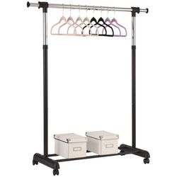 Clothes Hanging Rack Adjustable for Sale in Hartford,  CT