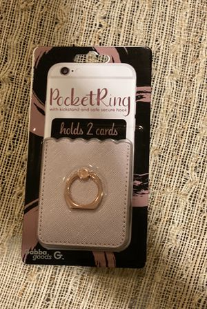 Pocket ring for Sale in Pearland, TX