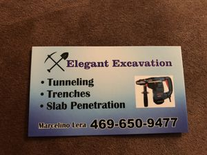 Excavation for Sale in Irving, TX