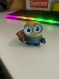 Funko Mystery Minis Minions Bob With Teddy Bear Blind Box Figure  for Sale in Brooklyn, NY