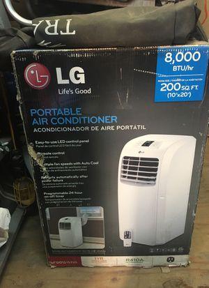 Portable air conditioner like new for Sale in Modesto, CA