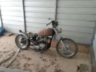 1963 triumph Bonneville motorcycle original bike for Sale in Athens,  GA