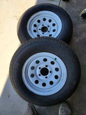 "Trailer tires 14"" for Sale in Riverside, CA"
