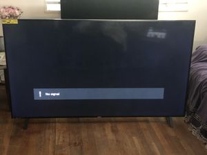 65 inch Television $80 for Sale in Washington, DC