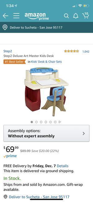 Kid desk for Sale in San Jose, CA