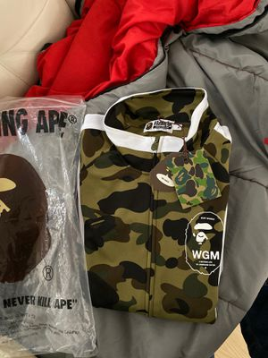Bape jacket for Sale in Cupertino, CA
