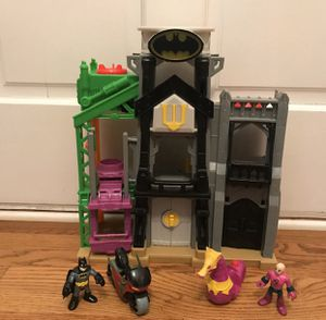 Imaginext Batman playset for Sale in Thompson's Station, TN
