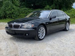 2008 BMW 7 Series for Sale in Lawrenceville, GA