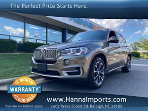 2017 BMW X5 for Sale in Raleigh, NC