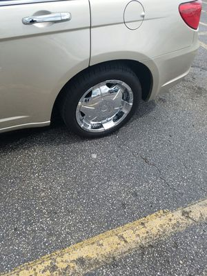 "Chrome rims 18"" for Sale in Cleveland, OH"