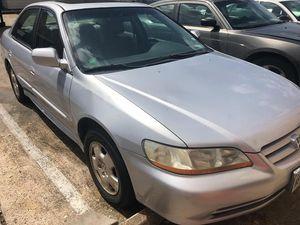 Honda Accord 2002 for Sale in Pasadena, TX