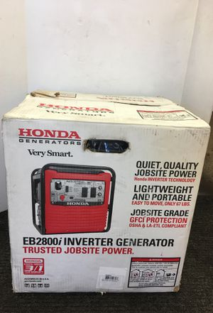 Honda generator for Sale in Denver, CO