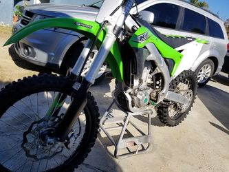 2017 Kawasaki kx450f for Sale in Los Angeles,  CA