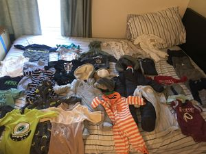 Baby boy clothes 0-6 months Taking offers for Sale in Falls Church, VA